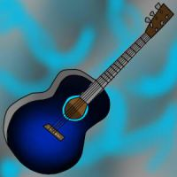 Annaley's Guitar by Annaley