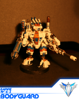 Empire XV8 BodyGuard 3 by Sakaryu