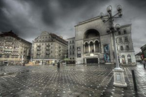 Timisoara by FriendlyPiranha