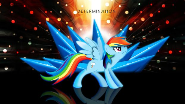 Determination Wallpaper by ALoopyDuck