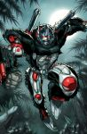 Optimus Primal colours by markerguru
