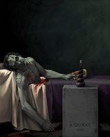 the death of dukat by yvenly