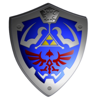 AlteredHylian Shield Vector ~reptiletc~ by Azerik92