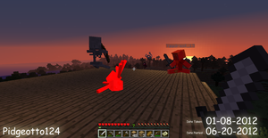 First Spider Jockey Ever by Pidgeotto124