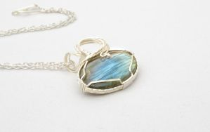 Blue Skies by BlackBlossomJewelry