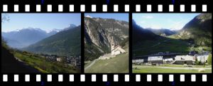 travel in Alps by HirOinEvOl