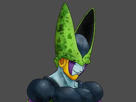 Perfect Cell by Paingiver