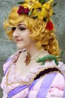 Historically Accurate Rapunzel 03 by PhantomessTerabithia
