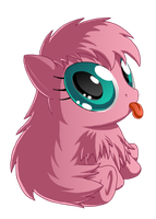 I'm Fru Fru for Fluffle Puffs by BerryPAWNCH