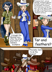 on the railway comic commission 94 by hikariangelove