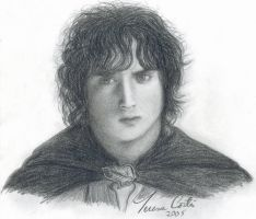 Frodo by LatinPrincess17