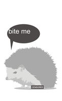 Bite me by kab3on