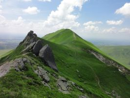 Puy Gros by Metarkice