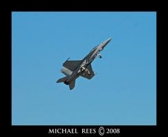FA-18 landing gear down by Luv2suspendyou
