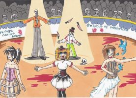 The Circus Of Misfortune by Steph-Sama