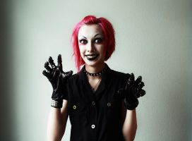 ManicPanic by crazydonut