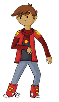 Bravest Warriors- Danny by CosmicTacos