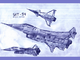 SXT-54 by TheXHS