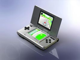 1:5 Scale Nintendo DS by DrOctoroc