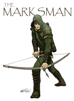 The RPG Project: The Marksman by niz-m