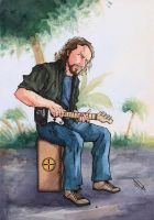 Eddie Vedder - Ukulele Songs by LeftHandedMutant