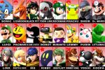 Top 24 Smash 4 Characters I Want To Play As by SondowverDarKRose