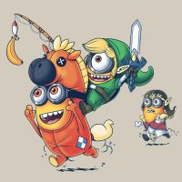 Legend of Minion by LuluDubYou