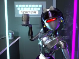 space Bar by fernandofaria
