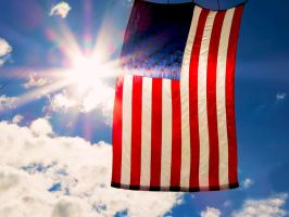 Old Glory by VividThorn