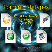 Torrent Filetypes by SpartanX900