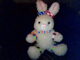 Kandi Bunny -DeviantID form.- by DJ-Bleach