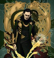 God of Mischief by PatheticMortal