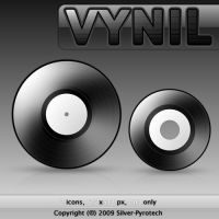 Vynil icons by Silver-PyroTech