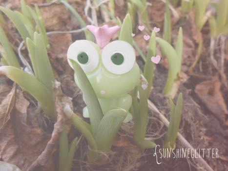 ~ Froggy loves YOU ~ by Sunshineglitter