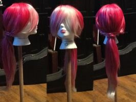 Lilium wig styled by Chanditoys