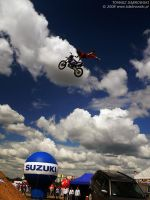 Flying High 3 by Dhante