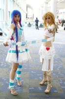 Panty and Stocking by PostDramatic