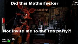 Five Nights At Freddy's Meme 2 by Cobra50A
