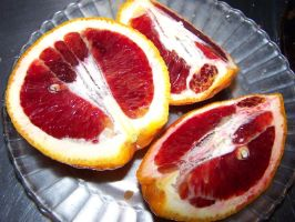Blood Orange by seiyastock