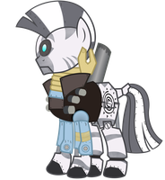 Zecora - Mann vs. Machine Update by Avastindy