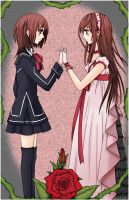Vampire Knight - Who is Who? by xuei0000