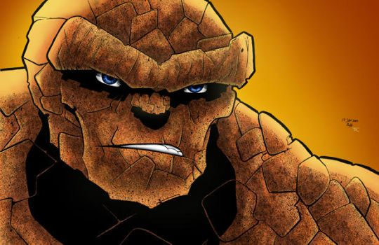 the thing by toddrayner