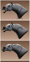 Horse Mouth Shapes by Polarkeet