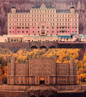 Grand Budapest Hotel Changes by Jarvisrama99