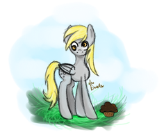 Derpy's Day by AnuHanele