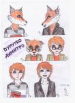 6 faces of Dymytro by Iwana-Red