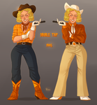 Double Tap outfit designs by PrincessD-Bag