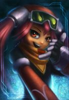 Pink Call by Emortal982