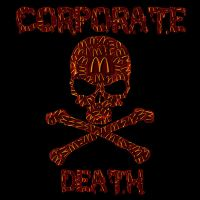 corporate death by scumdesigns