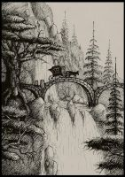 Waterfall by Sigarth